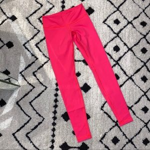 Lululemon Pink Leggings